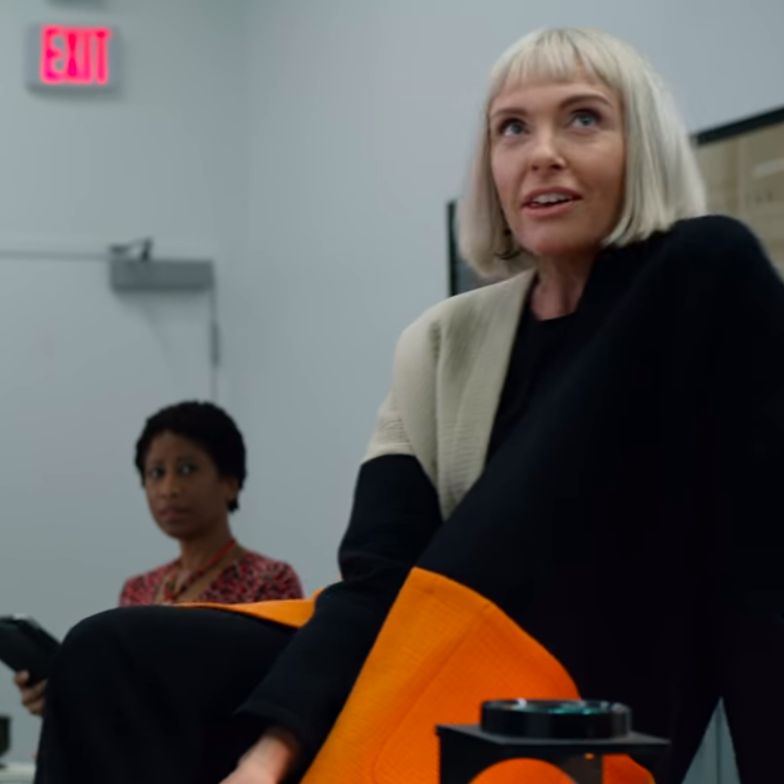 image of Toni Collette from 'Velvet Buzzsaw' (2019)